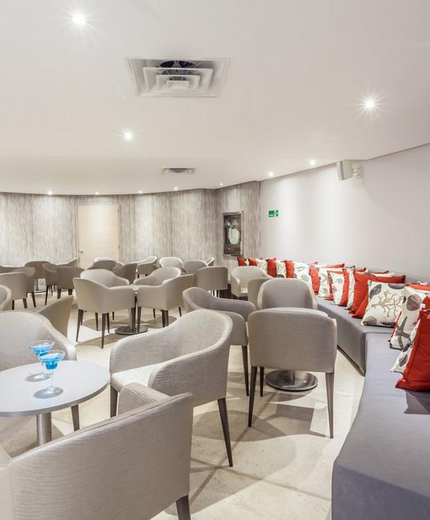 Salão Hotel GHL Relax Corais de Indias Cartagena das Índias
