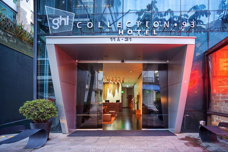 hotel ghl collection 93 bogota