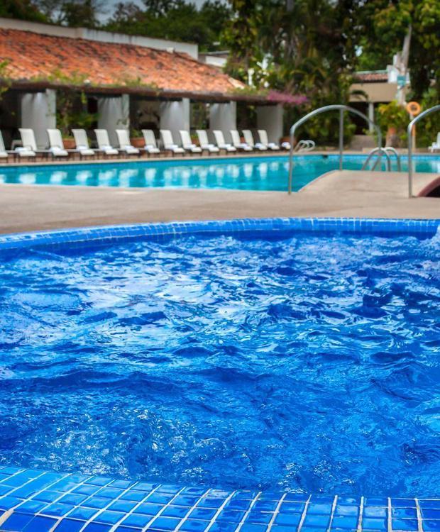 Jacuzzi GHL Relax Hotel Club El Puente Girardot