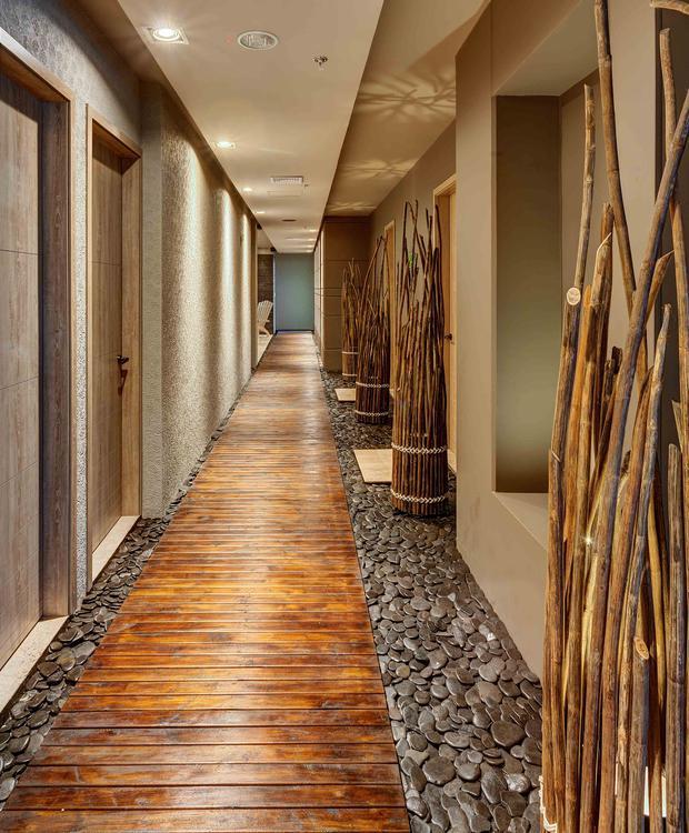 Lobby SPA Montería GHL Hotel Montería Montería