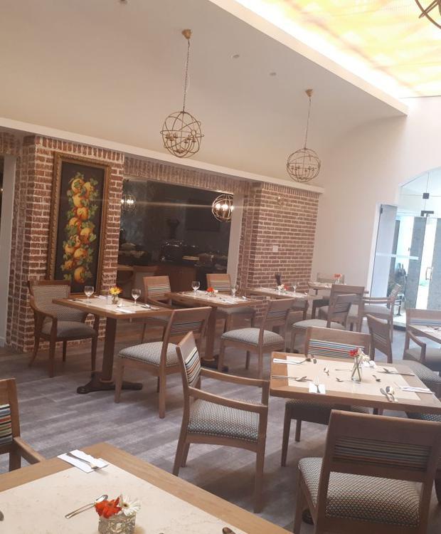 Cook´s Restaurante GHL Hotel Hamilton Hotel GHL Collection Hamilton Bogota