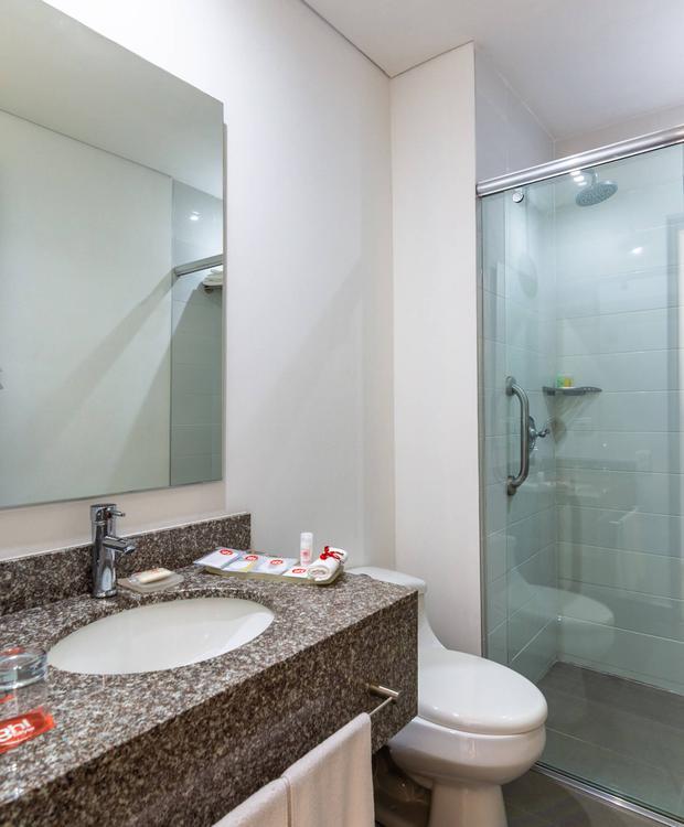Banheiro GHL Style Hotel Neiva Neiva