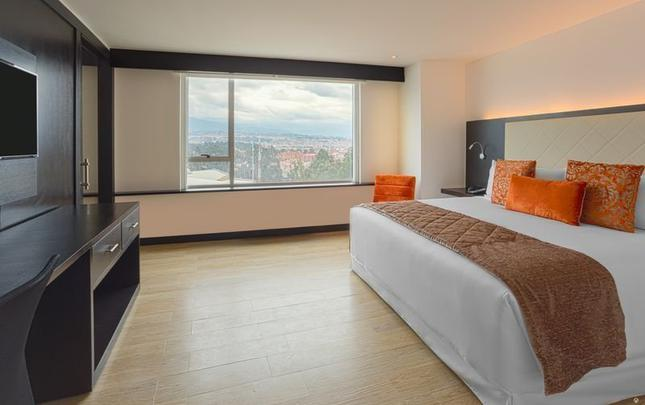 SUITE KING MOUNTAIN VIEW Hotel Four Points by Sheraton Cuenca Cuenca