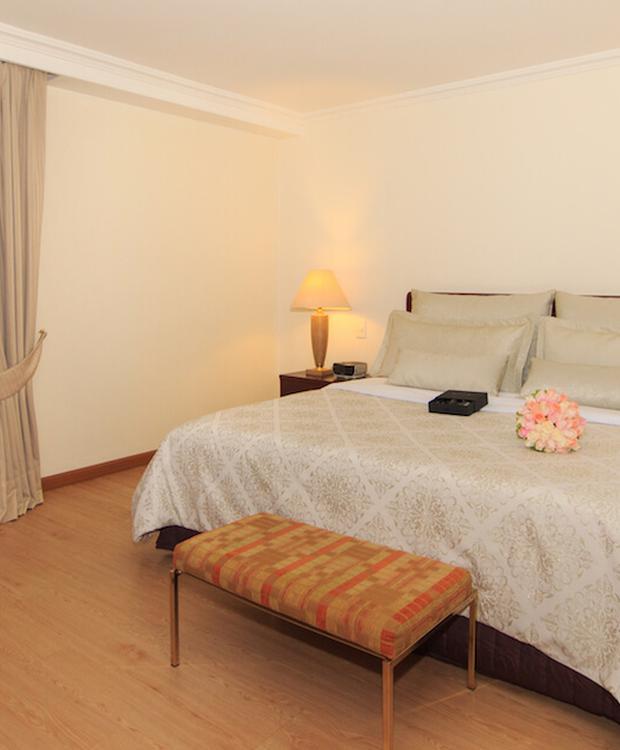 Quarto Hotel Tequendama Bogota