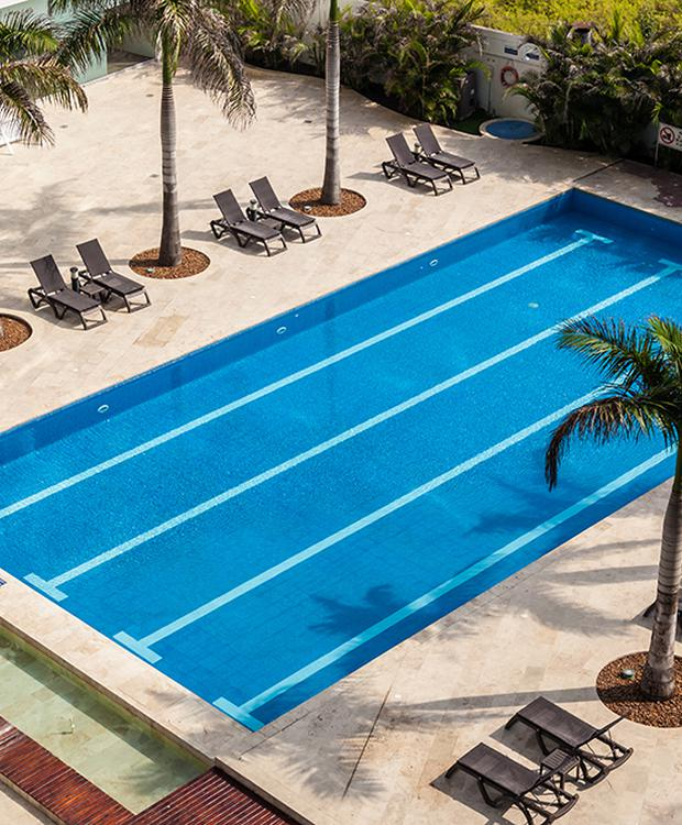 Piscina Sonesta Hotel Cartagena Cartagena das Índias