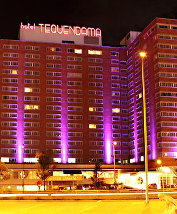 Fachada Hotel Tequendama Bogota