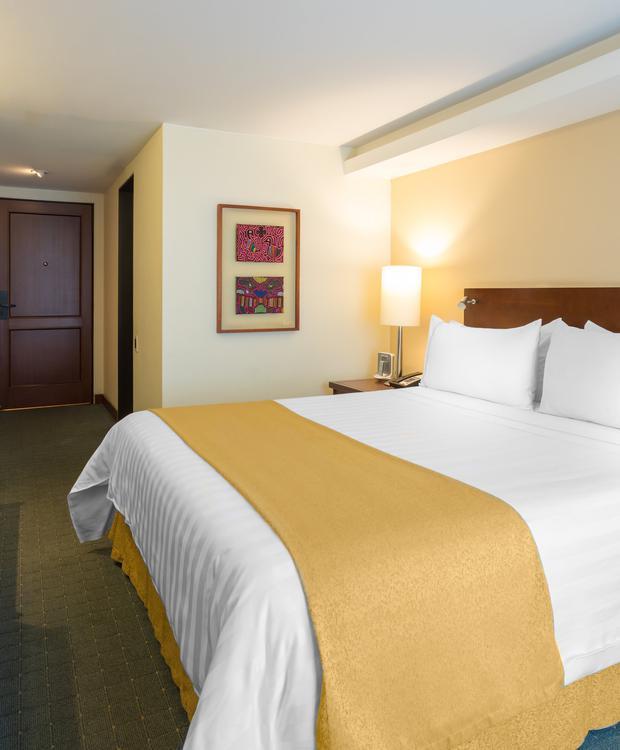 Quarto Standard GHL Hotel Capital GHL Hotel Capital Bogota