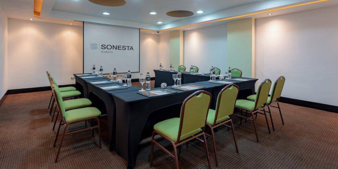 Eventos corporativos sonesta hotel cusco