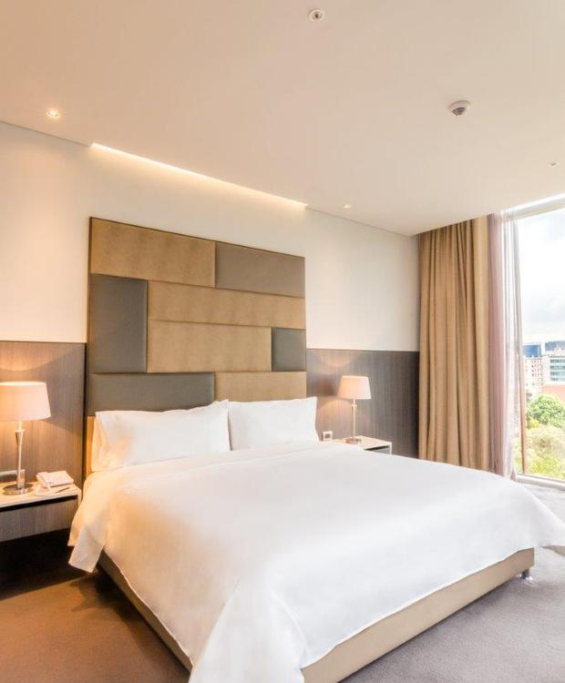 Habitación Superior Bioxury Hotel Bogota