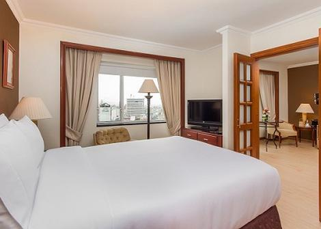 JUNIOR SUITE Hotel GHL Tequendama Bogota