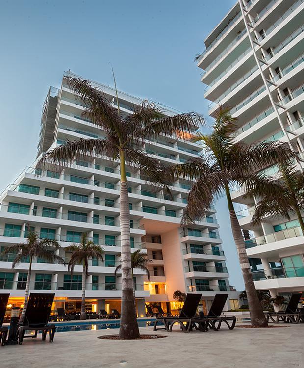 Fachada Sonesta Hotel Cartagena Cartagena das Índias