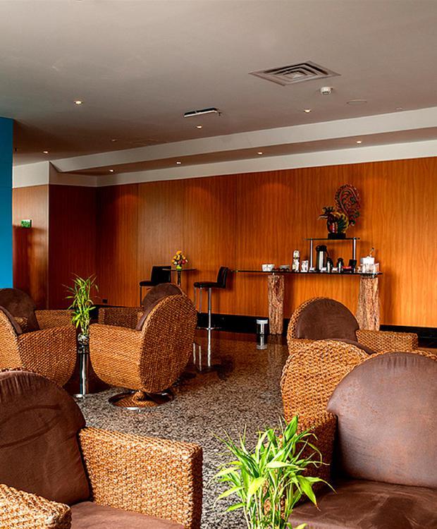 Lobby Villavicencio GHL Hotel Grand Villavicencio Villavicêncio