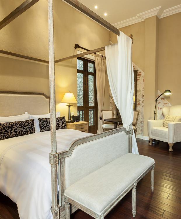 Quarto Bastión no Bastión Luxury Hotel Bastión Luxury Hotel Cartagena das Índias