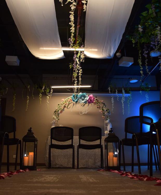 Sala de reuniões GHL Style Hotel Bogotá Occidente Bogota