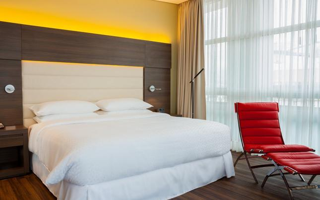Junior Suite Hotel Four Points By Sheraton Bogotá Bogota