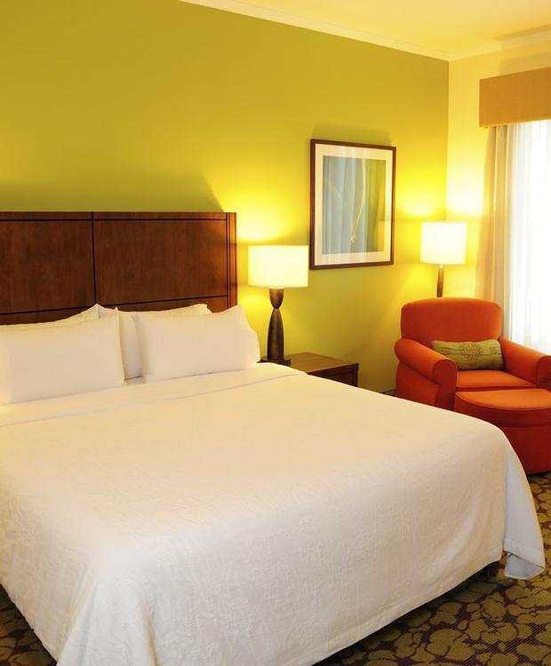 Quarto Hotel Hilton Garden Inn Panamá Cidade do Panamá
