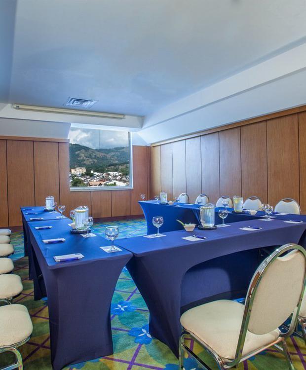 Salões para eventos GHL Hotel Grand Villavicencio Villavicêncio