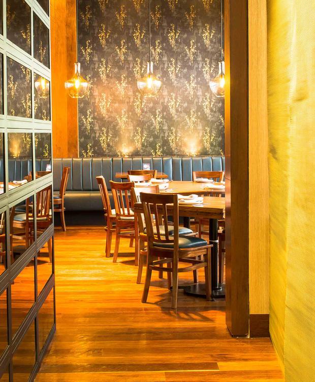 Restaurante Bioxury Hotel Bogota