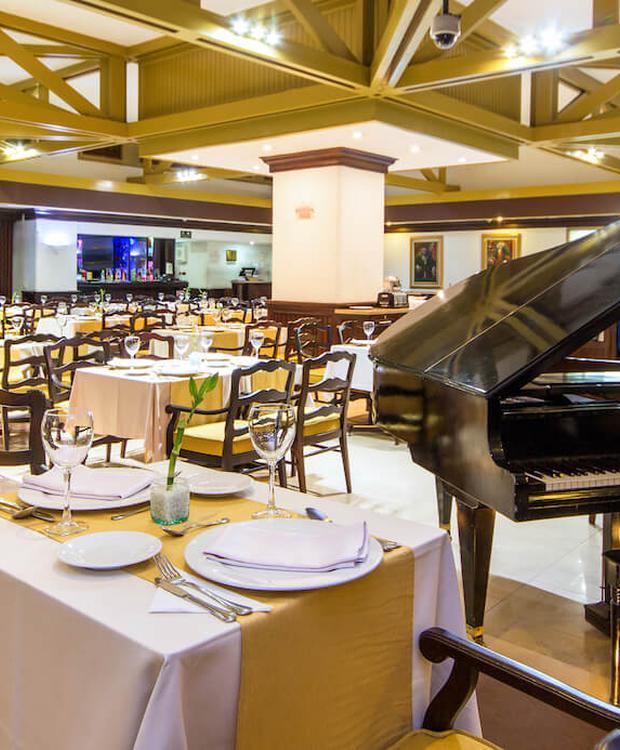Restaurante Hotel Tequendama Bogota