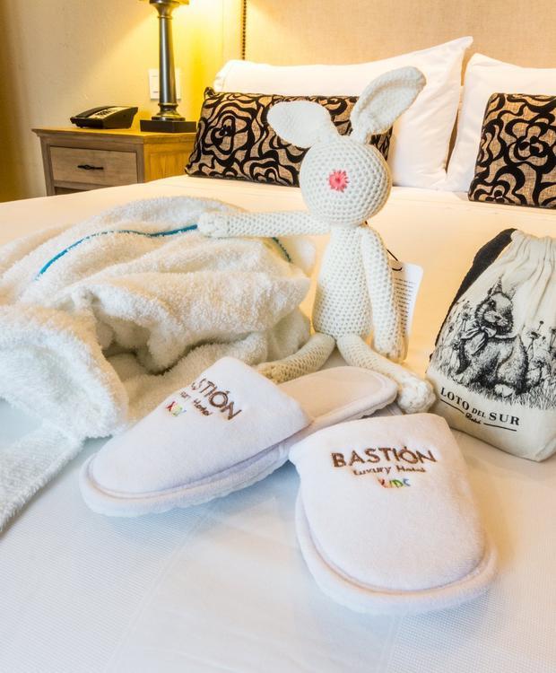 Serviços do Bastión Luxury Hotel Bastión Luxury Hotel Cartagena das Índias