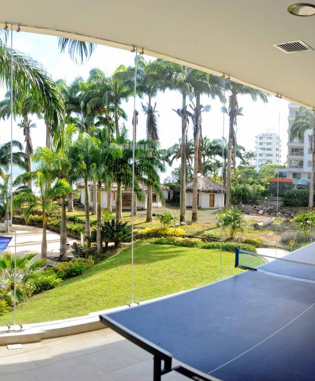 Ginásio GHL Relax Hotel Makana Resort Tonsupa
