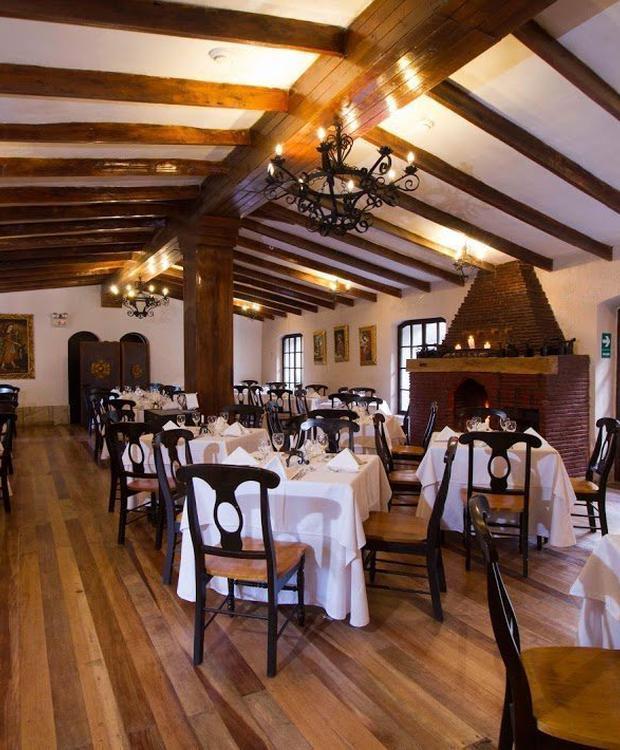 Restaurante Sonesta Hotel Posadas del Inca Yucay Yucay, Peru