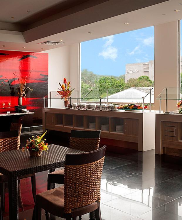 Vista GHL Hotel Grand Villavicencio Villavicêncio