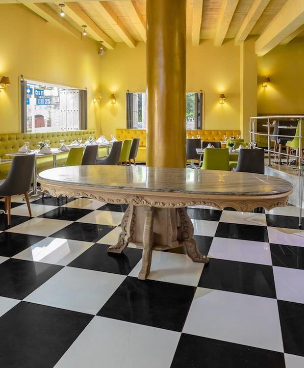 Restaurante Hotel GHL Collection Armería Real Cartagena das Índias