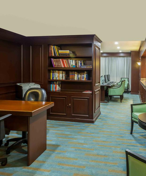 Business Center Hotel Four Points by Sheraton Cali Cali