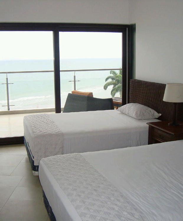 Quarto Superior GHL Relax Hotel Makana Resort Tonsupa