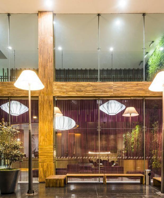 Lobby Sonesta Hotel Bogotá Bogota