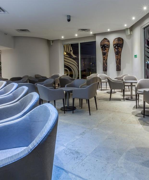 Bar Hotel GHL Relax Corais de Indias Cartagena das Índias