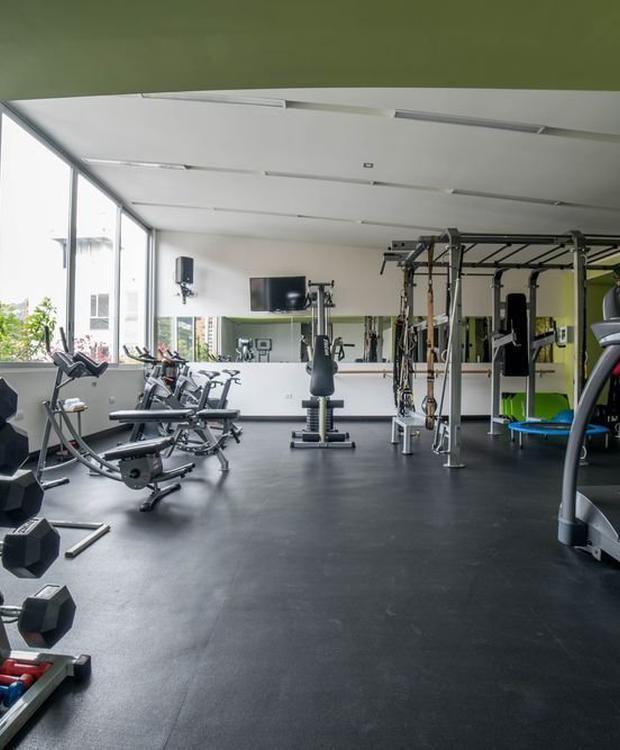 Ginásio Biohotel Organic Suites Bogota