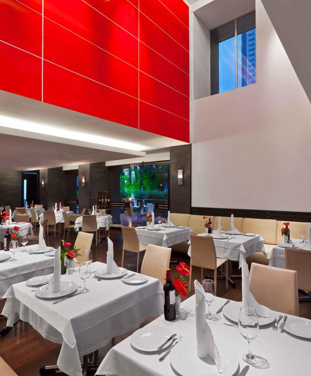 Restaurante Mangos Hotel Four Points by Sheraton Cali Cali