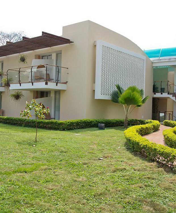 Façada GHL Relax Hotel Club El Puente Girardot