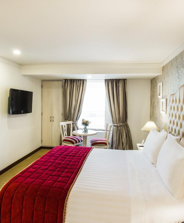 Quarto Standard GHL Hotel Hamilton