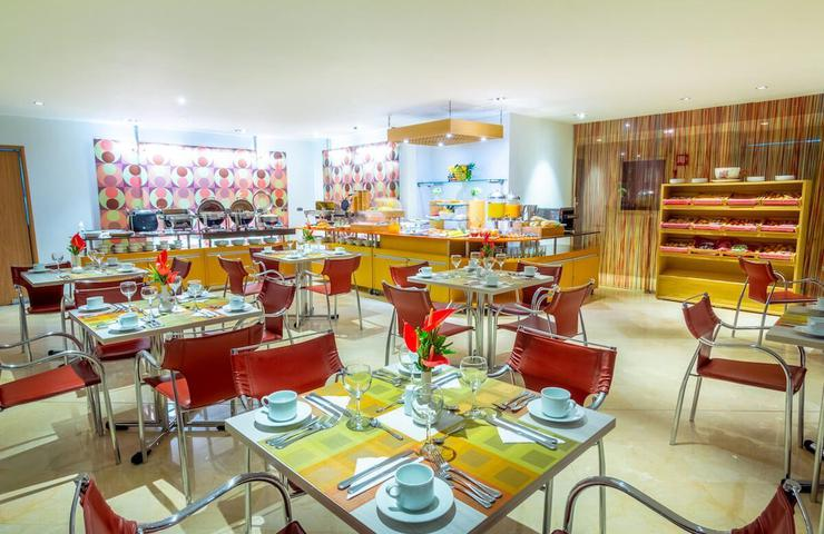 Restaurante mango´s hotel four points by sheraton cali