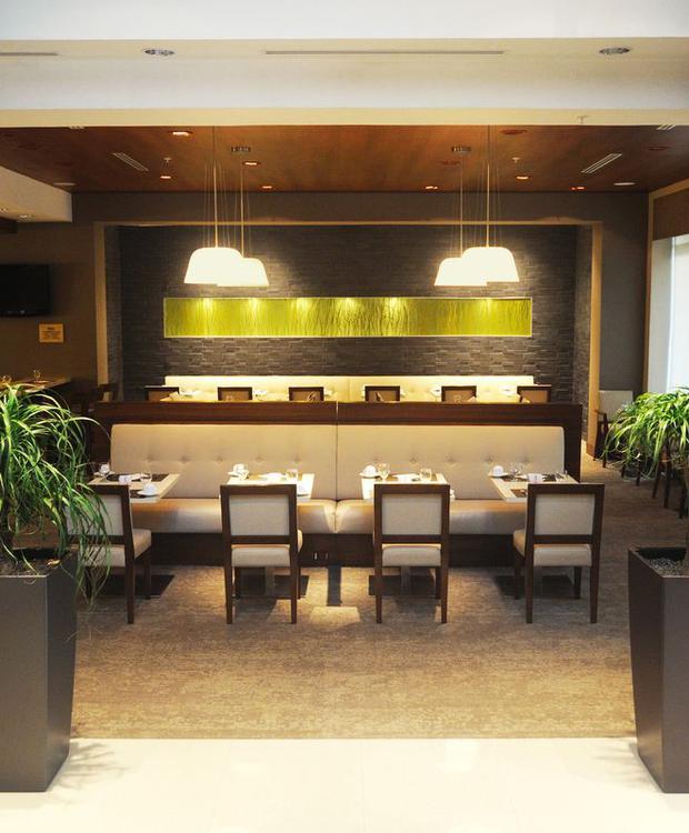 Restaurante Hotel Hilton Garden Inn Panamá Cidade do Panamá