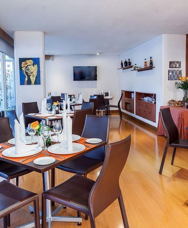 Restaurante GHL Style Hotel Belvedere Bogota