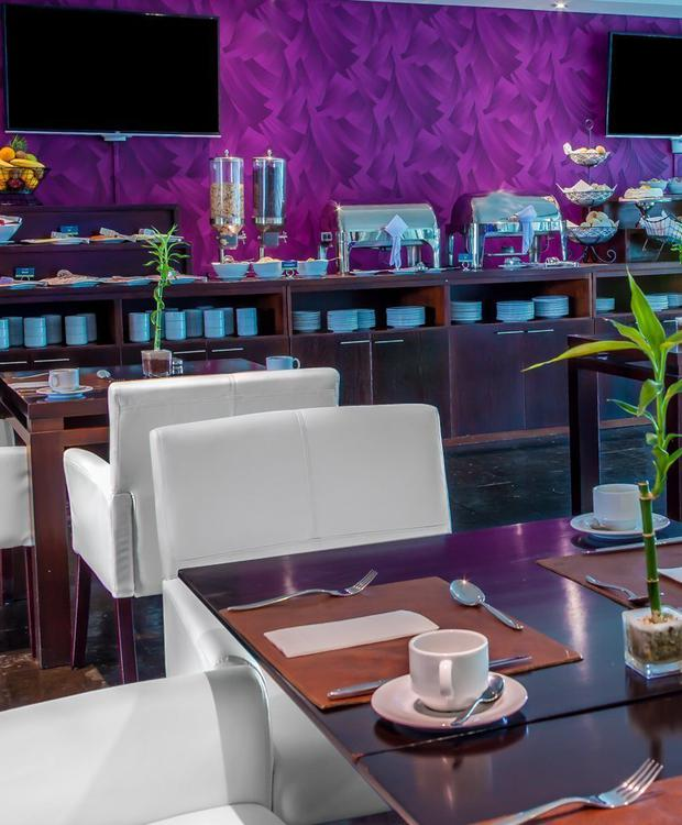 Restaurante Hotel Four Points by Sheraton Los Angeles Los Angeles