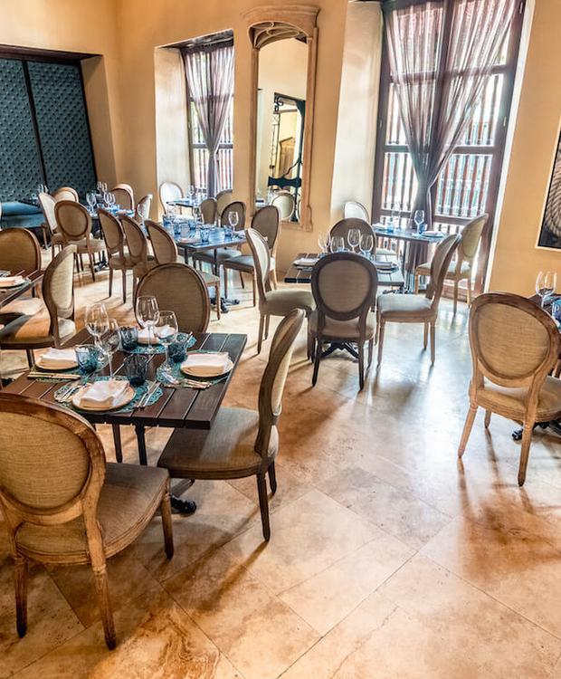 Restaurante Bastión Luxury Hotel Cartagena das Indias