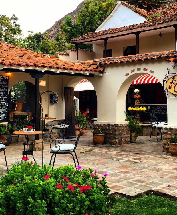 Cafe Plaza Sonesta Hotel Posadas del Inca Yucay Yucay, Peru