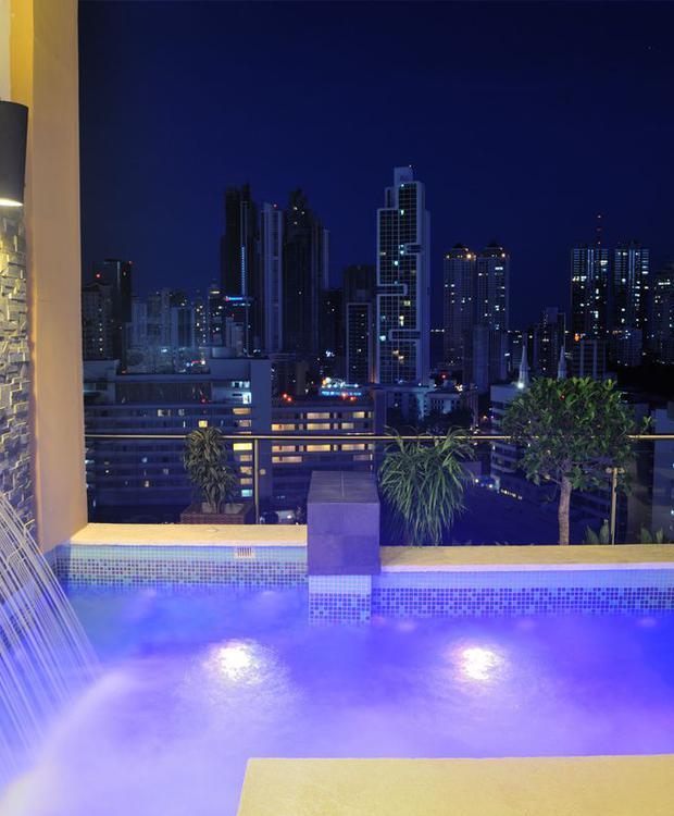 Spa Hotel Hilton Garden Inn Panamá Cidade do Panamá