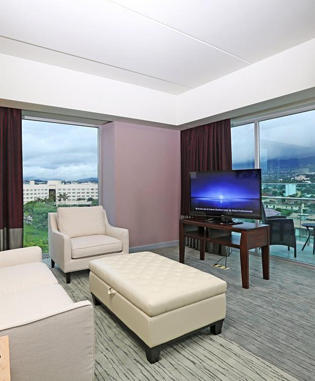 Suite Premium Sheraton San José Hotel San José