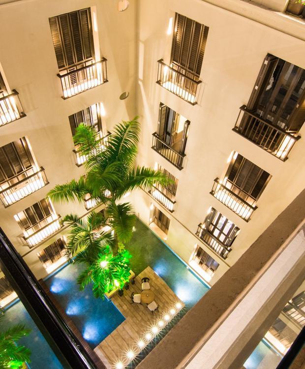 Bastión Luxury Hotel Bastión Luxury Hotel Cartagena das Índias