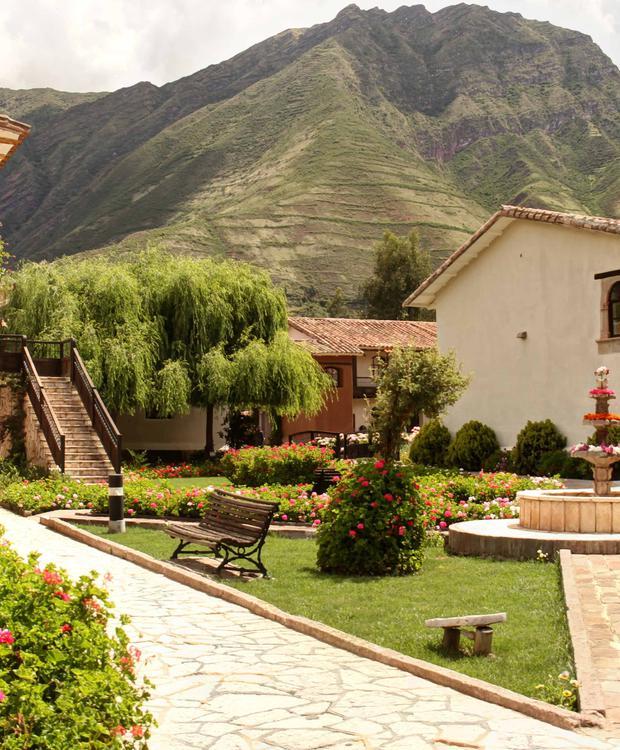 Exteriores Sonesta Hotel Posadas del Inca Yucay Yucay, Peru