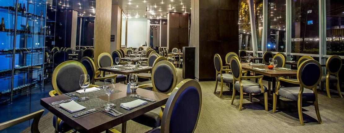Restaurantes hotel ghl collection 93 bogota