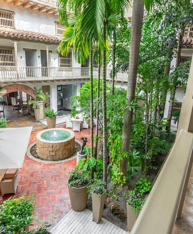 Jardim Hotel GHL Collection Armería Real Cartagena das Índias