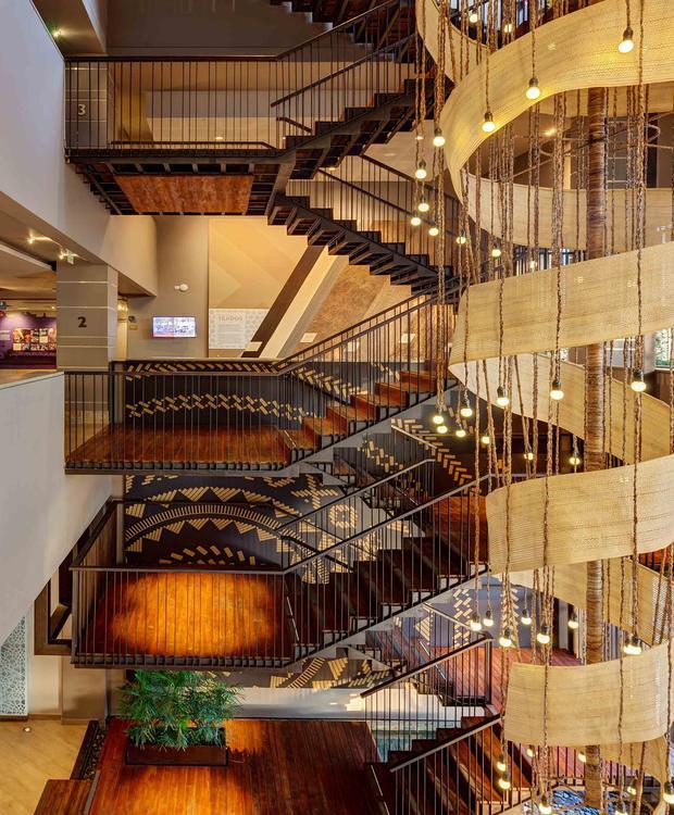 Lobby Montería GHL Hotel Montería Montería
