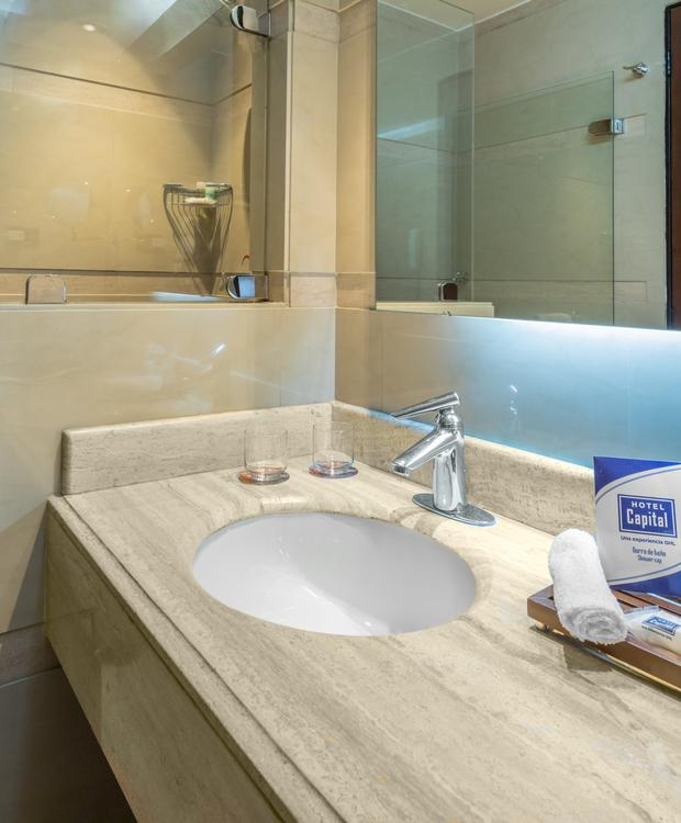 GHL Hotel Capital Baths GHL Hotel Capital Bogota